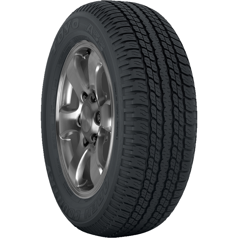 Open Country A33A Tyre