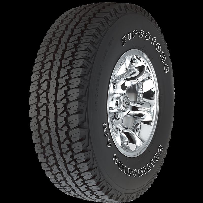 Tyre Tread Measure >> Firestone Destination At - Tyrepower Perth City