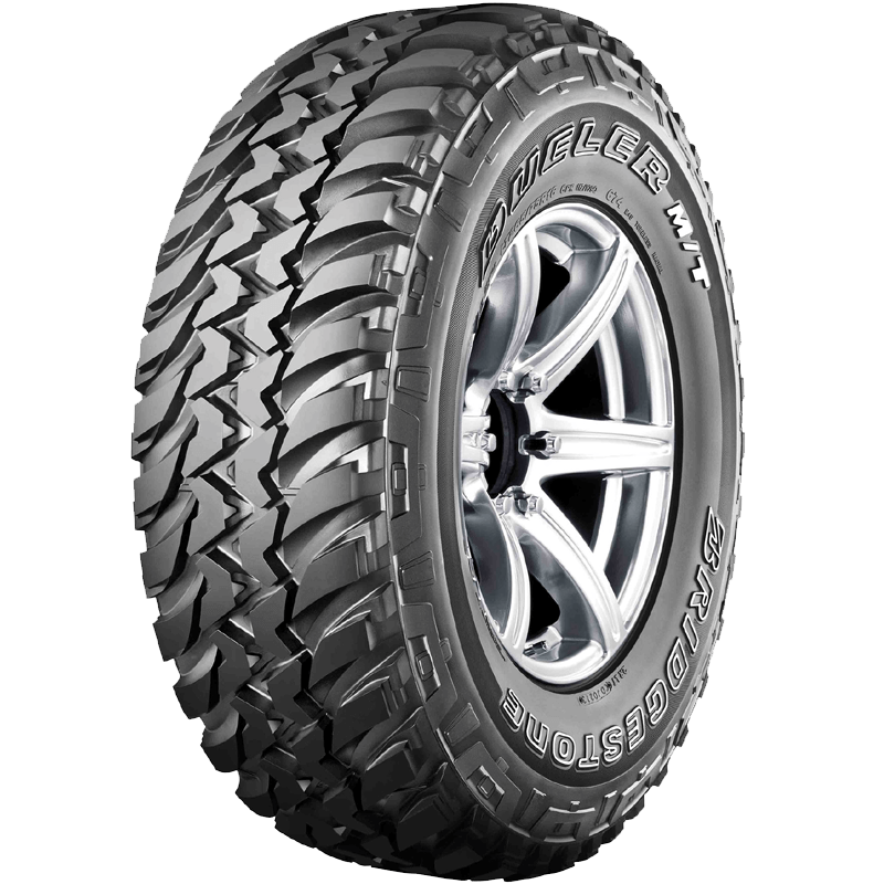 235 75r15 Truck Tires Bridgestone Dueler Mt 674 - Donnellans