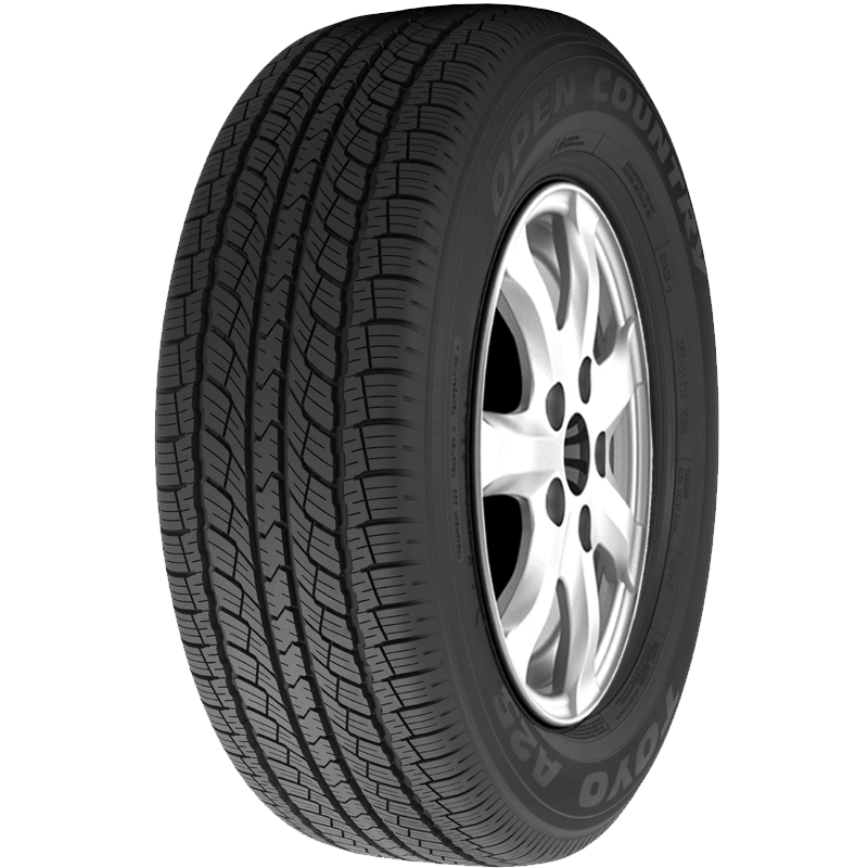 Open Country A25 Tyre