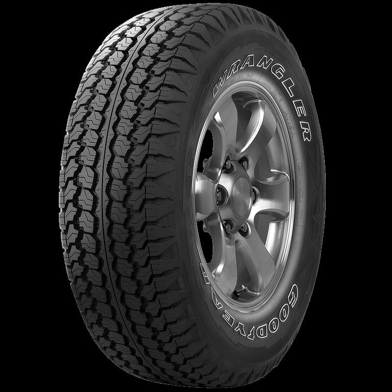 Goodyear Wrangler Atsa Highway Tyres