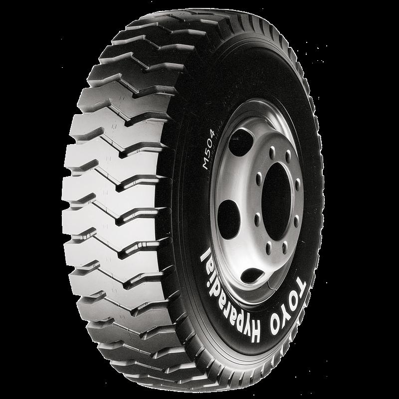 M504 Tyre