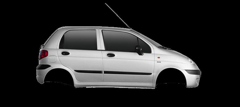 Daewoo Matiz S 2d Van Wheels - Donnellans