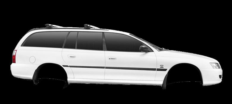 Holden Vy Ii Commodore Executive 4d Wagon Wheels - AMG Australia