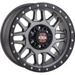CSA Combat CSA-X Satin Grey Black Lip