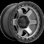 BLOCK Matte Gunmetal With Black Ring