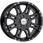 Raptor Small Cap Satin Black