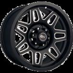 OX330 Flat Black Milling