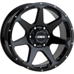 Hawk Large Cap Gloss Black