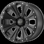 HE901 SATIN BLACK