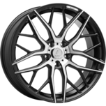 CONQUISTA-AVID CONQUISTA-AVID SATIN BLACK WITH FACE POLISHED