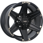 T-12 T-12 Satin Black - Chrome Attachments