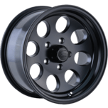 ION Wheels 171 Satin Black