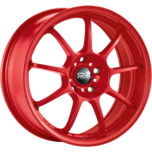 ALLEGGERITA HLT Matt Red