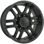 ION Wheels 179 Satin Black