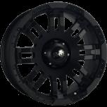 OX222 Flat Black