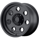 PULLEY SATIN BLACK