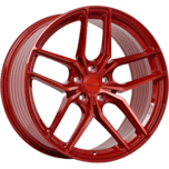 ROTARY Red Tint Cherry Red