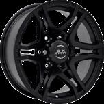 OX822 Flat Black