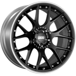 CH-R II Matt Black with Stainless Steel Rim Protector