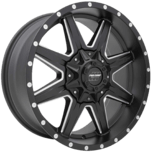 Series 48 Series 48 Satin Black Milled