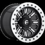Hardline Beadlock Hardline Beadlock Gloss Black Milled