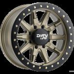 DT-2 SATIN GOLD BLACK LIP