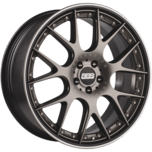 CH-R II Matt Platinum with Stainless Steel Rim Protector