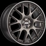 CH-R II Matt Platinum with Stainless Steel Rim Protector