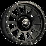 OX406 Flat Black