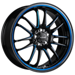 DRIFTA BLUE BLACK PIPED