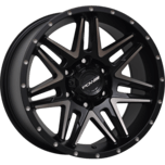 VENOM-X DARK TINT TOUGH BLACK
