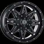 KX02 MATTE BLACK