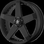 Rockstar Car MATTE BLACK