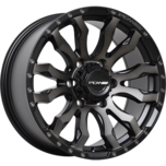 BLIZZARD Dark Tint Tough Black
