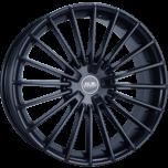 OX670 Flat Black