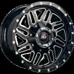 OX331 Flat Black Milling