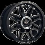 OX333 Flat Black Milling
