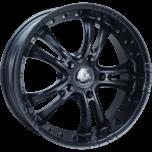 OX962 Flat Black