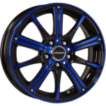 Rimfire Rimfire GLOSS BLACK/ELECTRIC BLUE