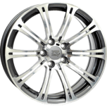 M3 LUXOR ANTHRACITE POLISHED
