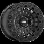 MX-SPIDER Satin Black with Black Ring