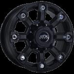 OX663 SUV Flat Black