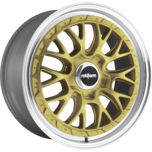 LSR Gold Machined
