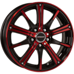 Rimfire Rimfire GLOSS BLACK/CANDY APPLE RED