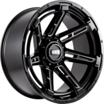 GD12 Gloss Black Milling