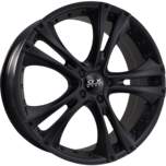 OX962A Flat Black