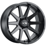 ION Wheels 143 Satin Black