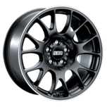 CH Matt Black with Stainless Steel Rim Protector