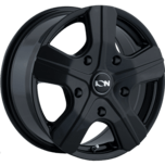 ION Wheels 101 Satin Black